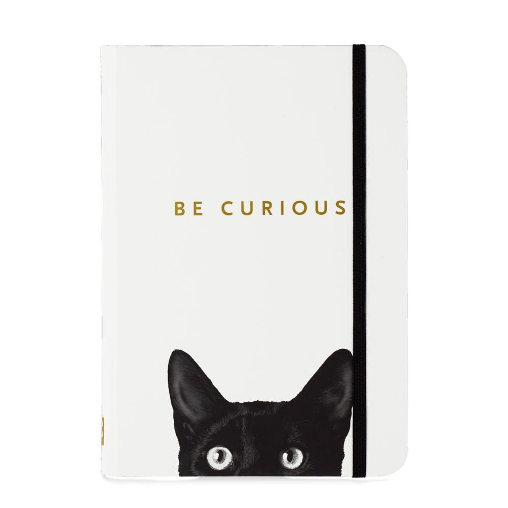 Curious Cat Journal - Small