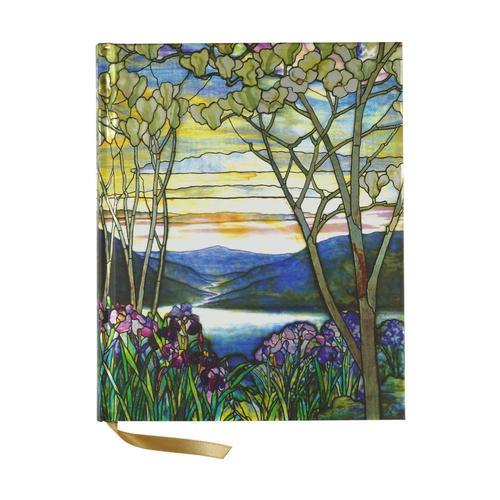 Tiffany Window Journal - Oversized