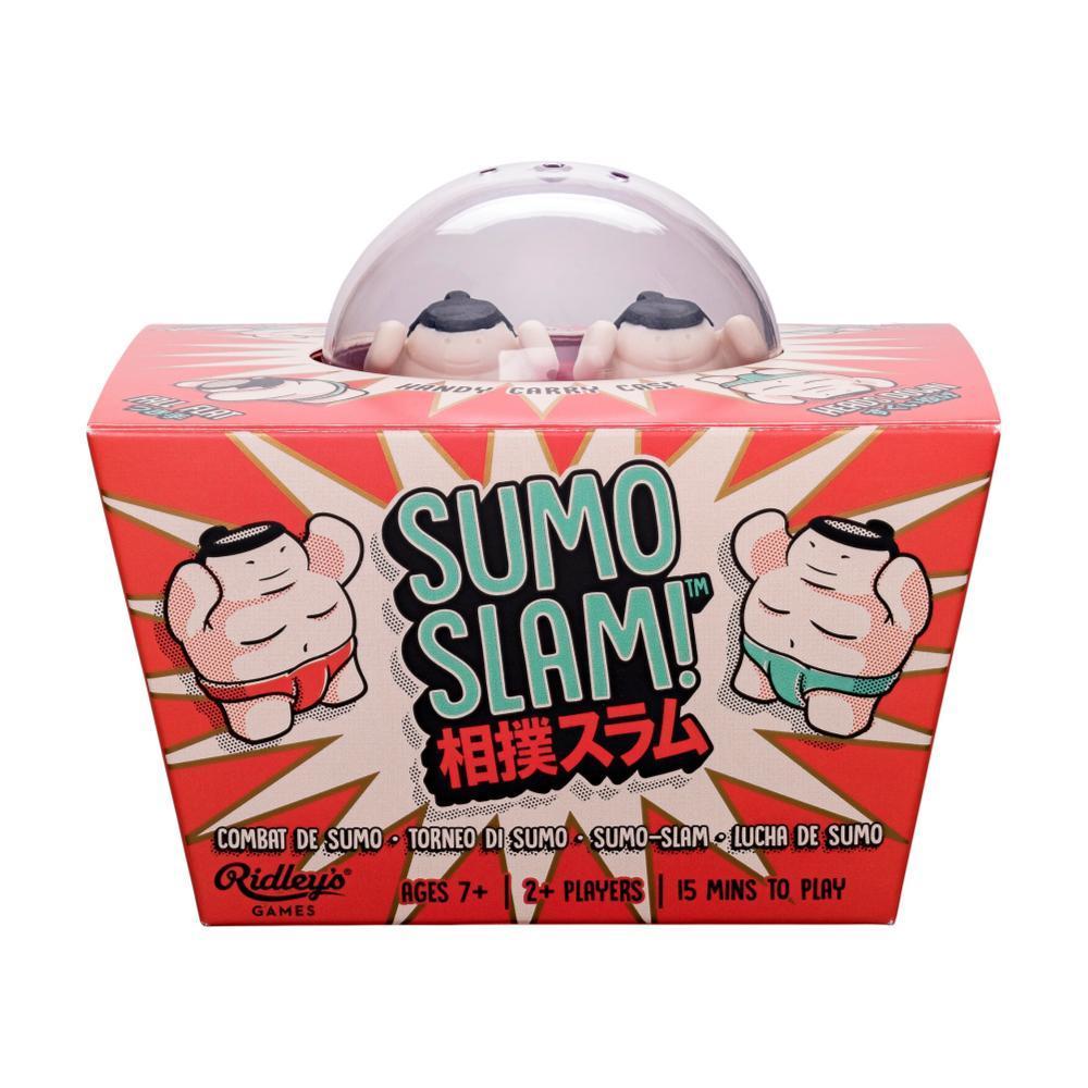 Wild & Wolf Sumo Slam Game