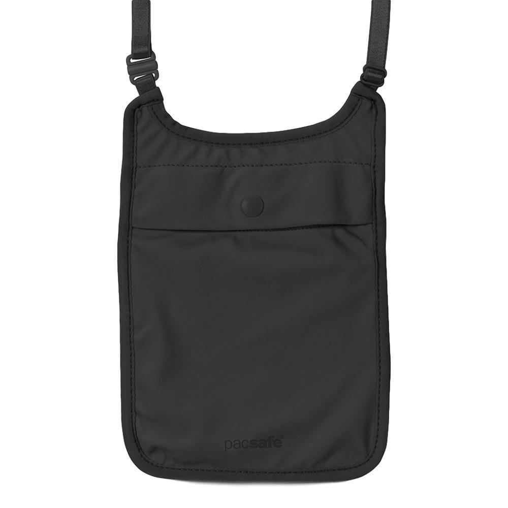 Pacsafe Coversafe S75 Secret Neck Pouch BLACK_100