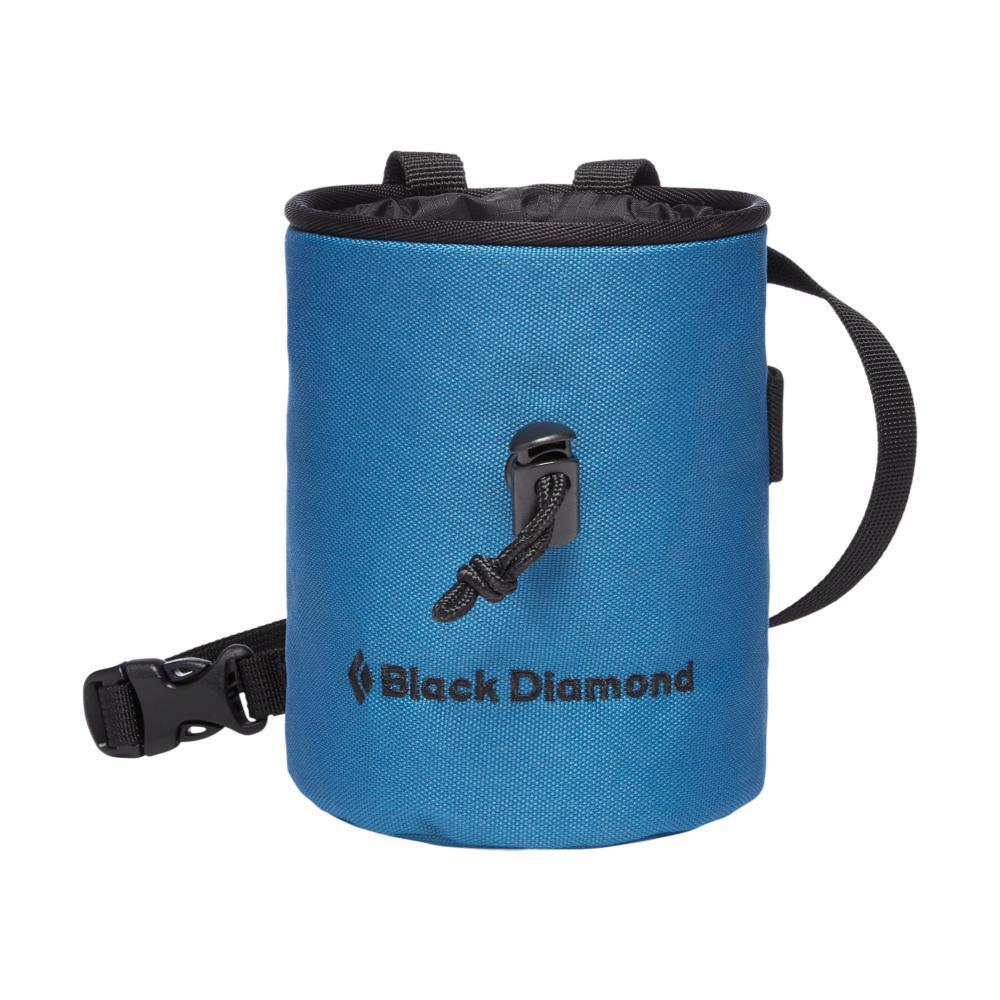 Black Diamond Mojo Chalk Bag ASTRAL_BLUE