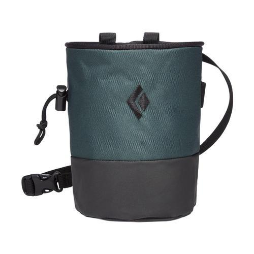Black Diamond Mojo Zip Chalk Bag Dp.Frst.Slt
