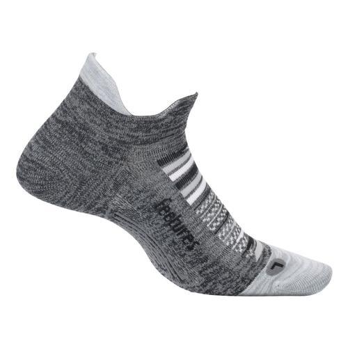 Feetures Unisex Elite Light Cushion No Show Tab Socks Nightsky