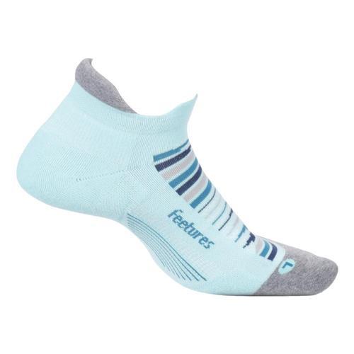 Feetures Unisex Elite Max Cushion No Show Tab Socks Fiji