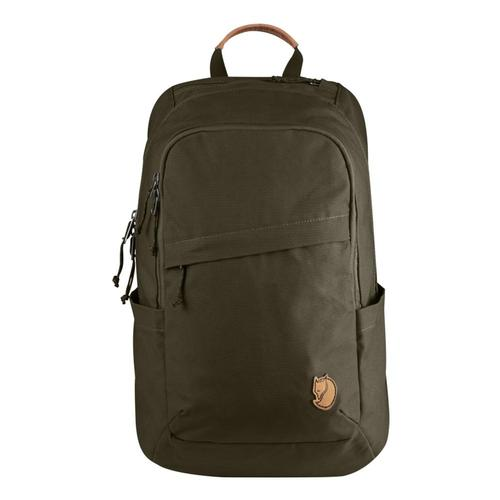 Fjallraven Raven Backpack - 20L Dkoliv_633