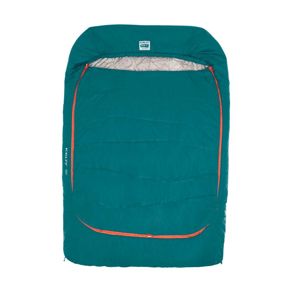 Kelty Tru.Comfort Doublewide 20 Sleeping Bag DEEP_TEAL