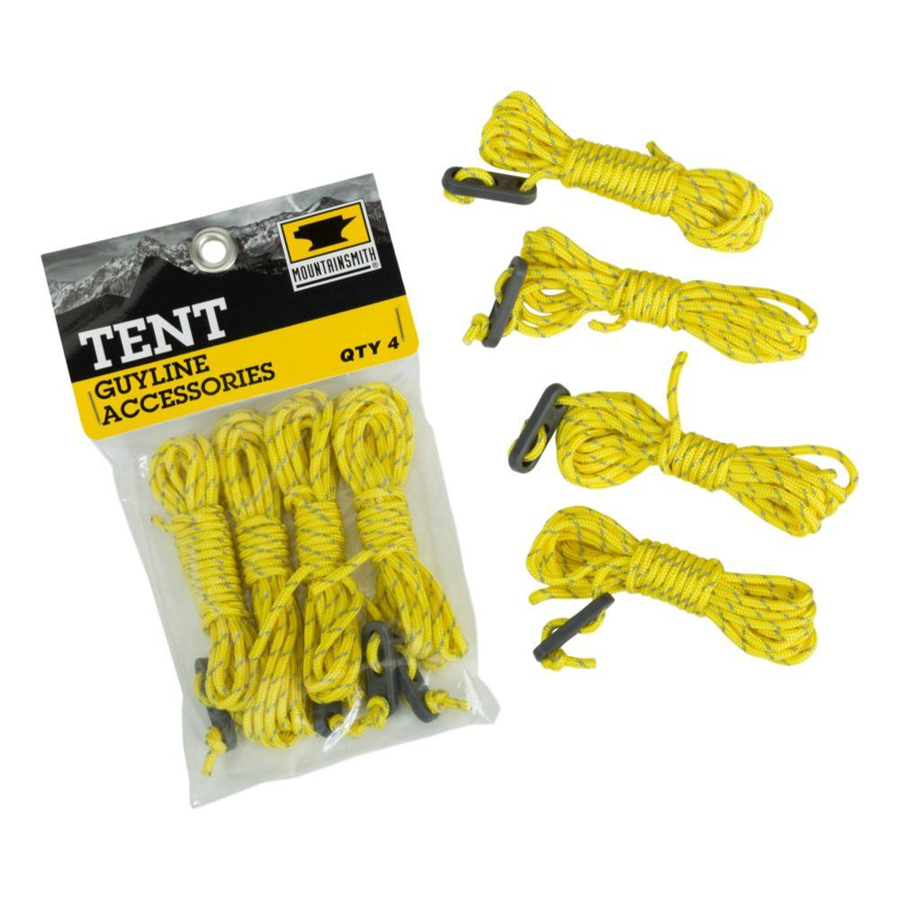 Mountainsmith Replacement Tent Guylines - Set of 4 YELLOW_43