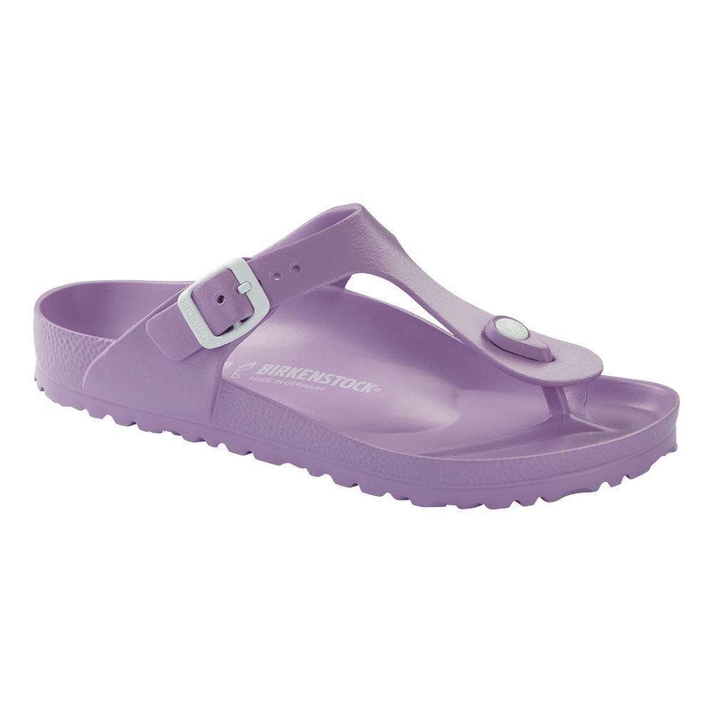 Birkenstock Women's Gizeh Essentials EVA Sandals LAVENDER