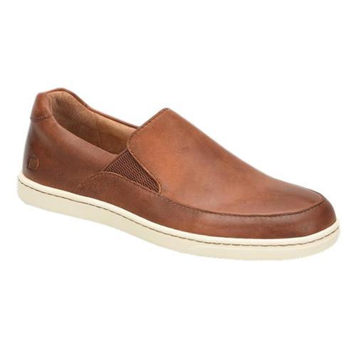 Born Men's Aleksander Shoes Tan.Brtan