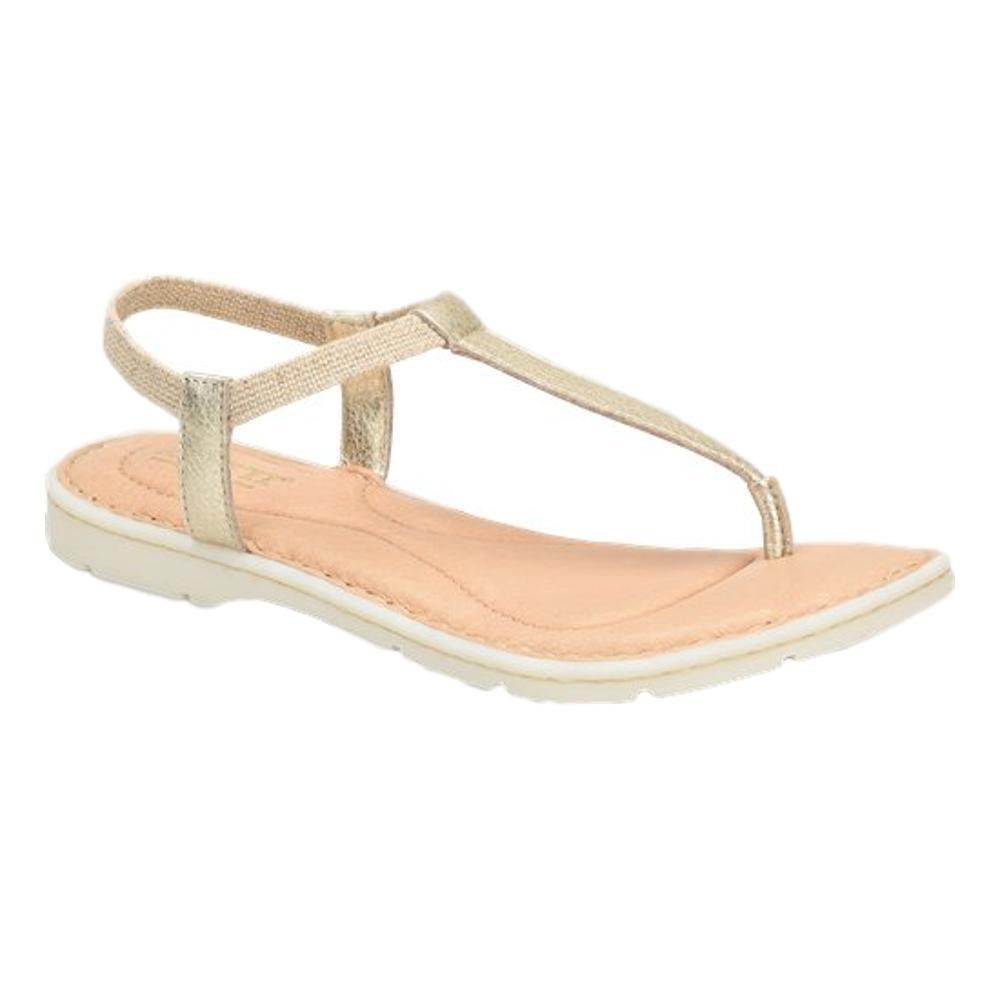 Born Women's Trinity Sandals GOLD