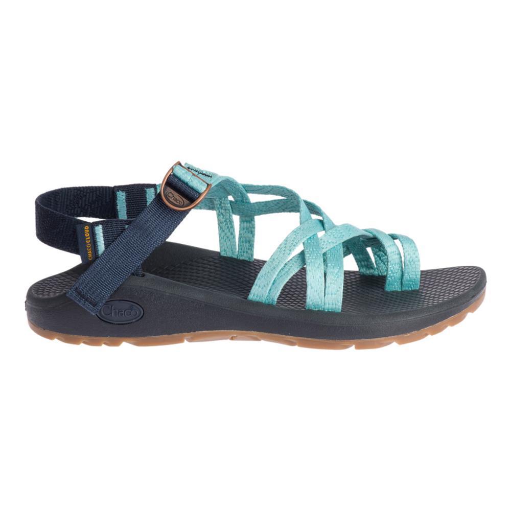 3b5fca124807 Selected Color Chaco Women s Z Cloud X2 Sandals AQUA