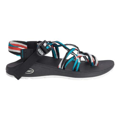 Chaco Women's Z/Cloud X2 Sandals Pnteal