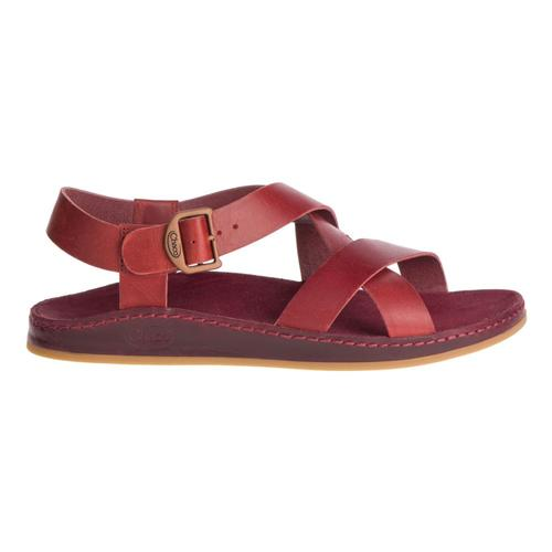 Chaco Women's Wayfarer Sandals Port
