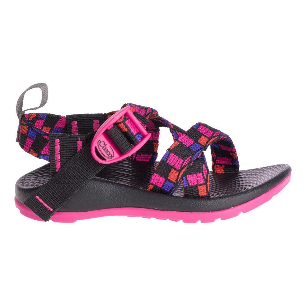Chaco Kids Z/1 EcoTread Sandals CUBEMGNTA