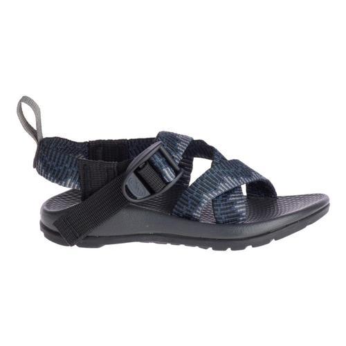Chaco Kids Z/1 EcoTread Sandals Ampnavy