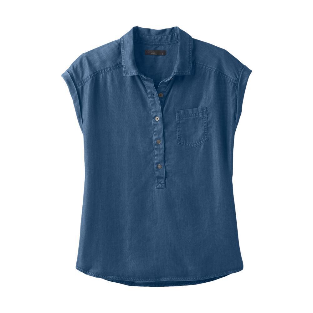 prAna Women's Azul Top ANTQBLUE
