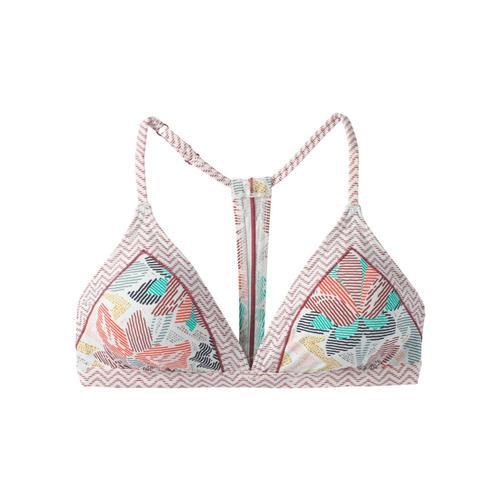 prAna Women's Aleka Bikini Top Cmhorchata