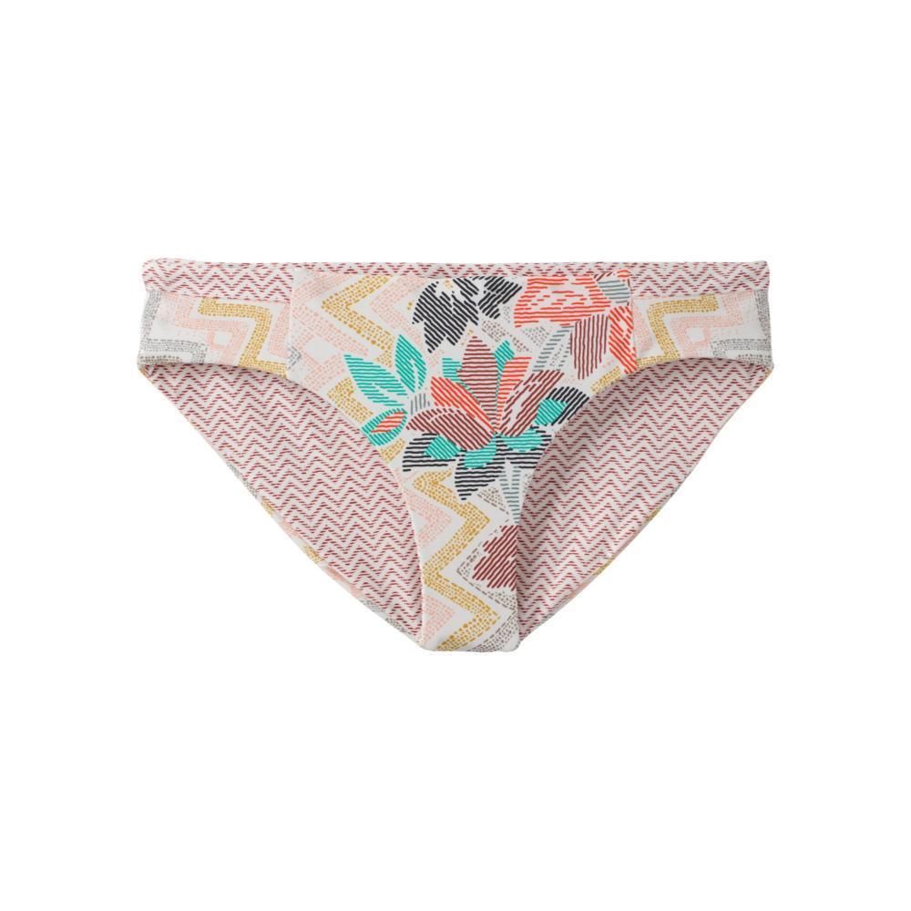 prAna Women's Innix Moderate Coverage Bikini Bottoms CMHORCHATA