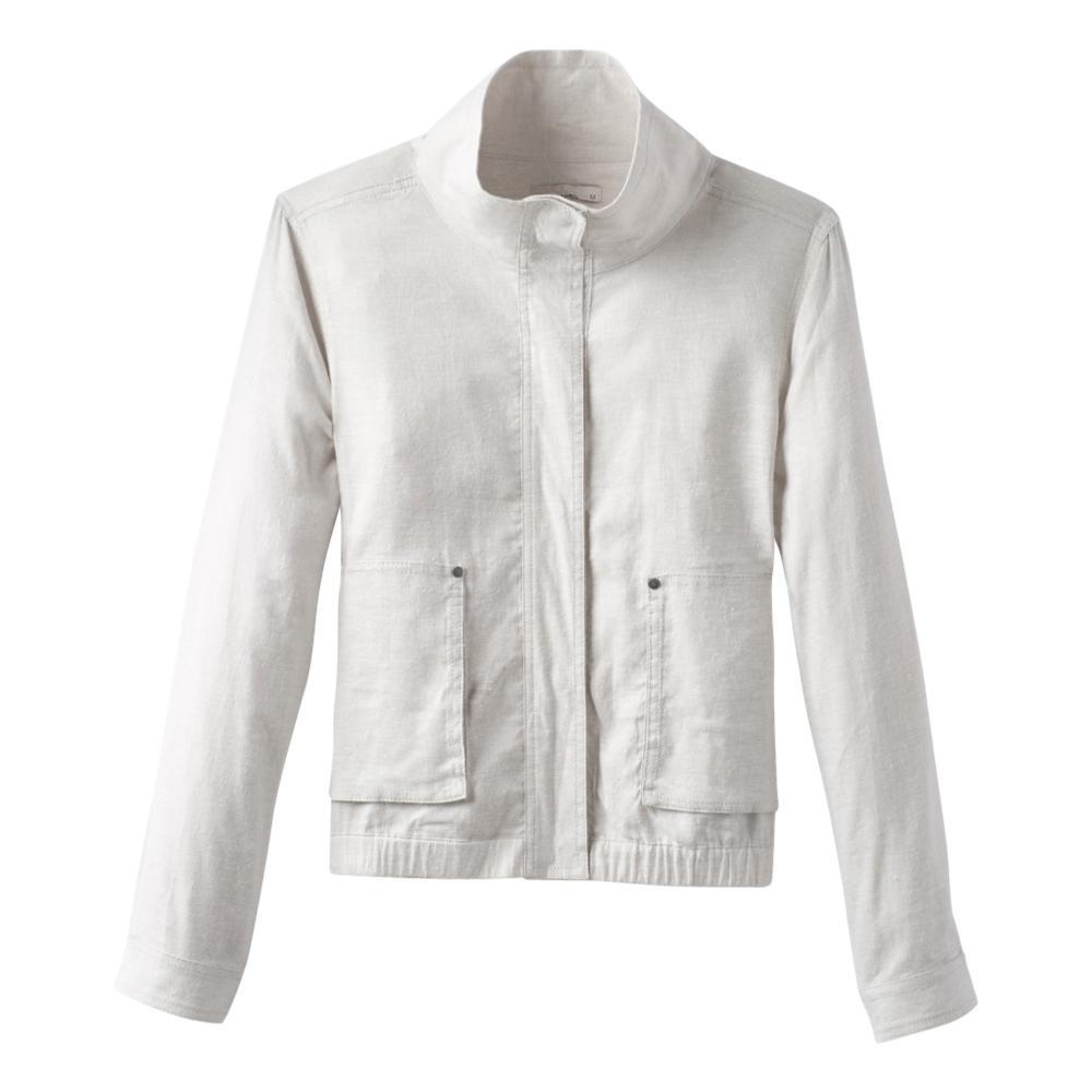 prAna Women's Snider Jacket SILVER