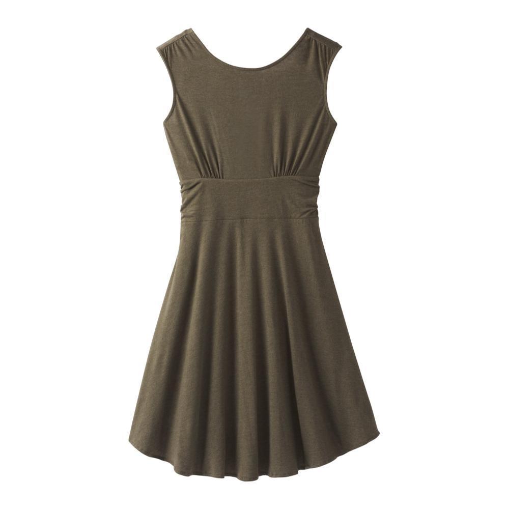 prAna Women's Jola Dress SLATEGREEN