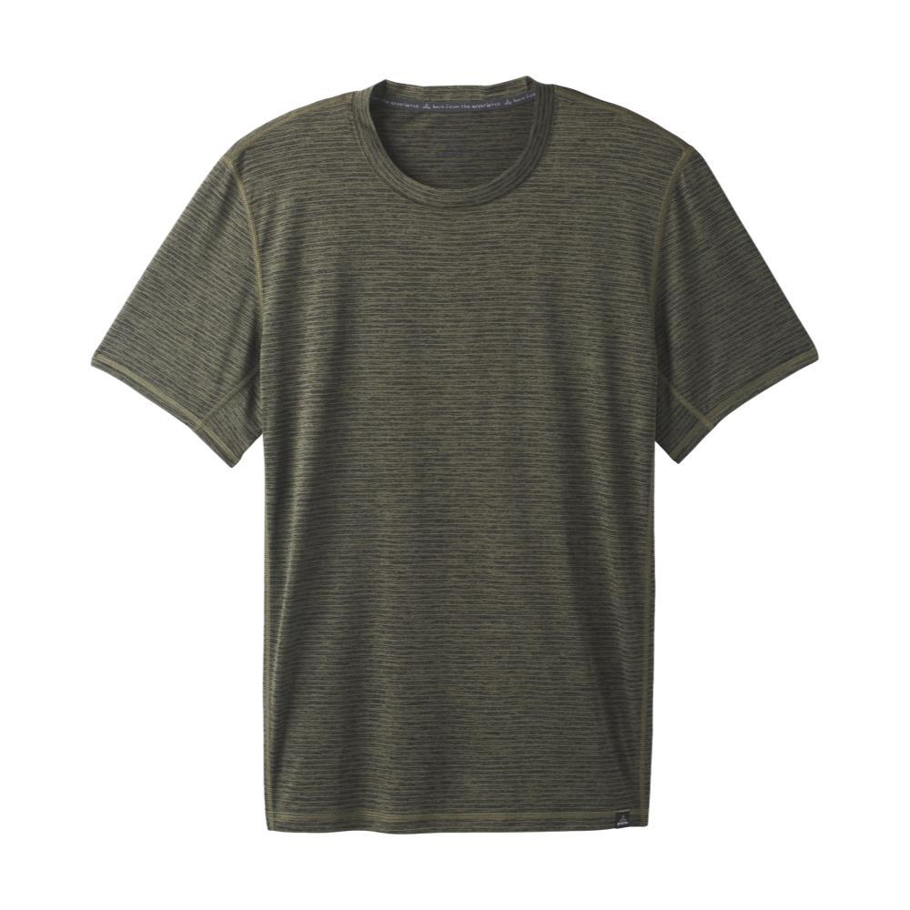 prAna Men's Hardesty Short Sleeve Shirt CARGOST