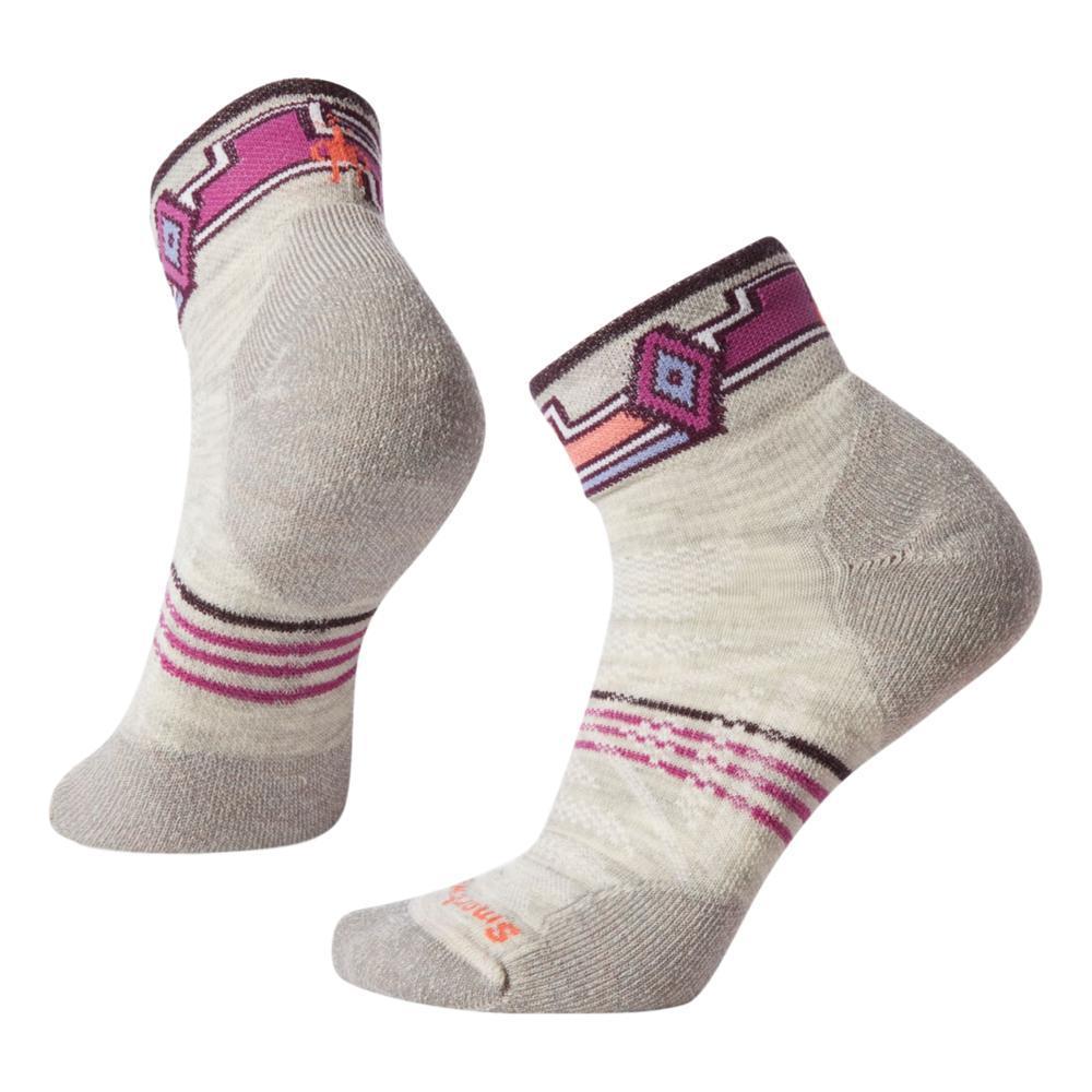Smartwool Women's PhD Outdoor Light Pattern Mini Socks ASH_069