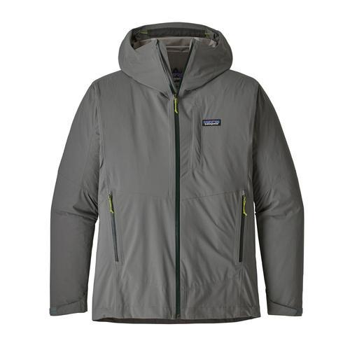 Patagonia Men's Stretch Rainshadow Jacket Cagr_grey