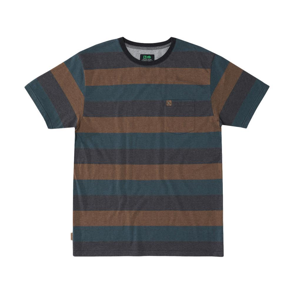 HippyTree Men's Elmore Tee HTHRRUST