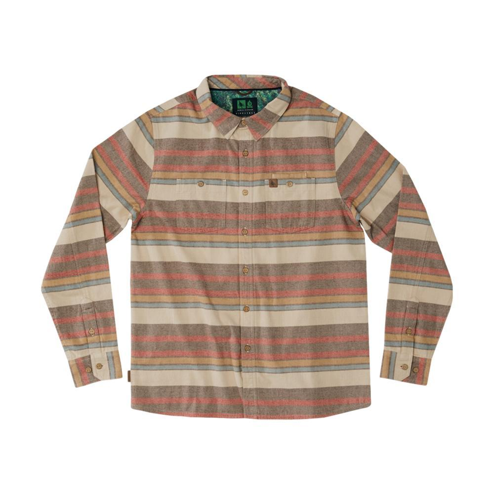 HippyTree Men's Salton Flannel TAN