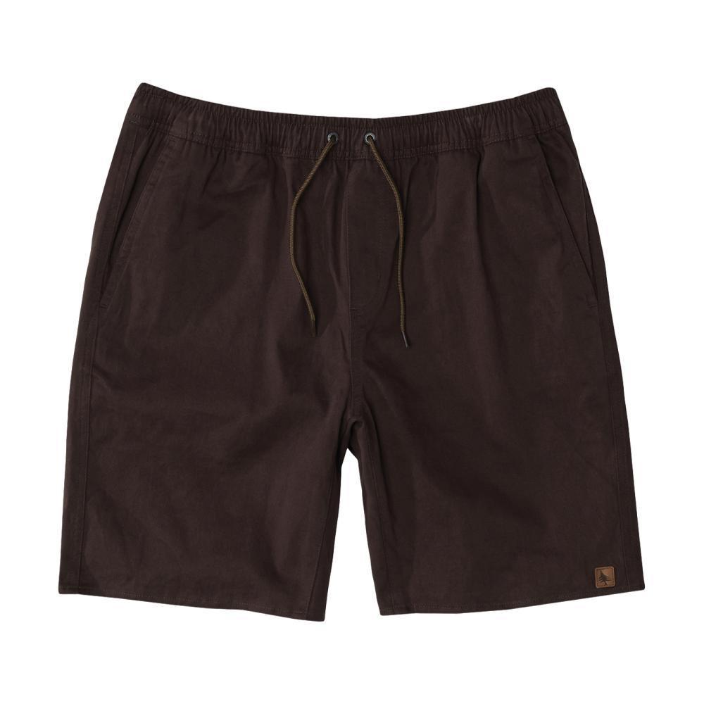 HippyTree Men's Crag Shorts CHOCOLATE