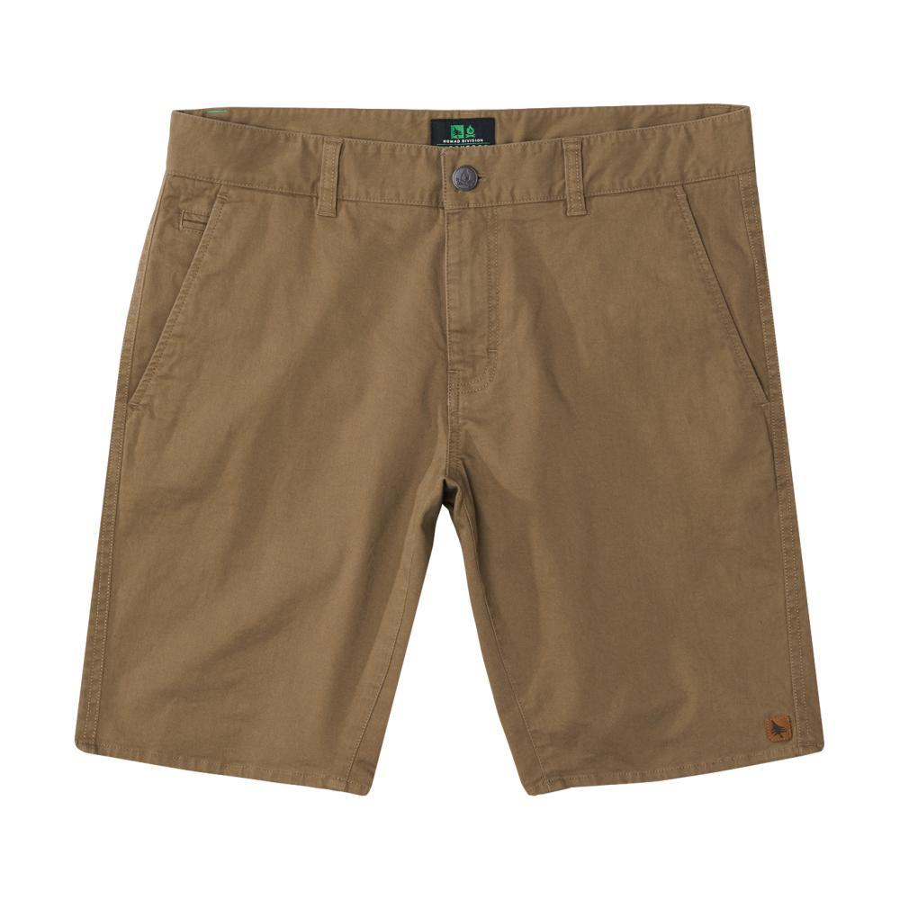 HippyTree Men's Ridge Shorts WALNUT
