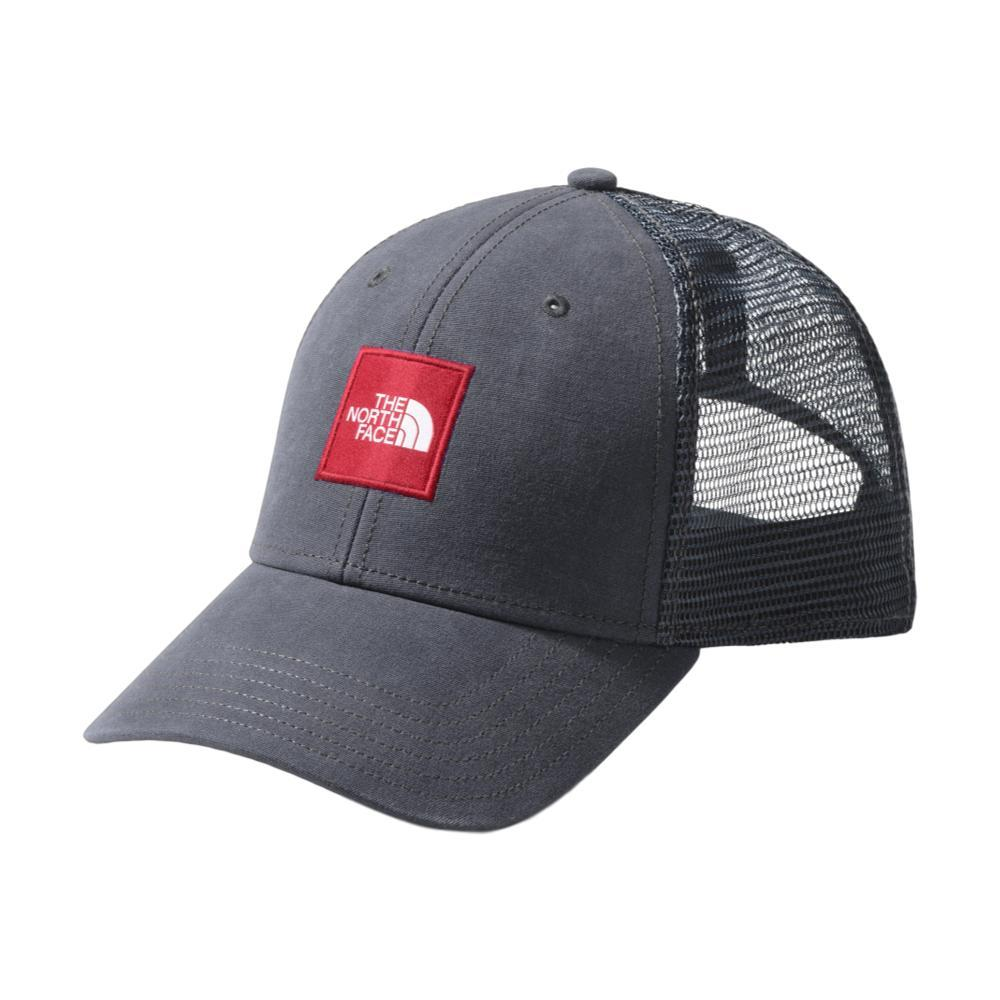 The North Face Box Logo Trucker Hat GRYRED_0C7