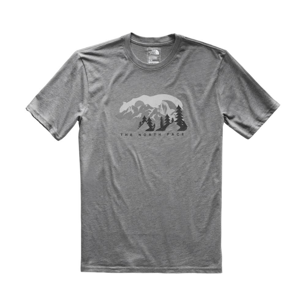 The North Face Men's Short Sleeve Bearitage Rights Tee MDGRY_DYY