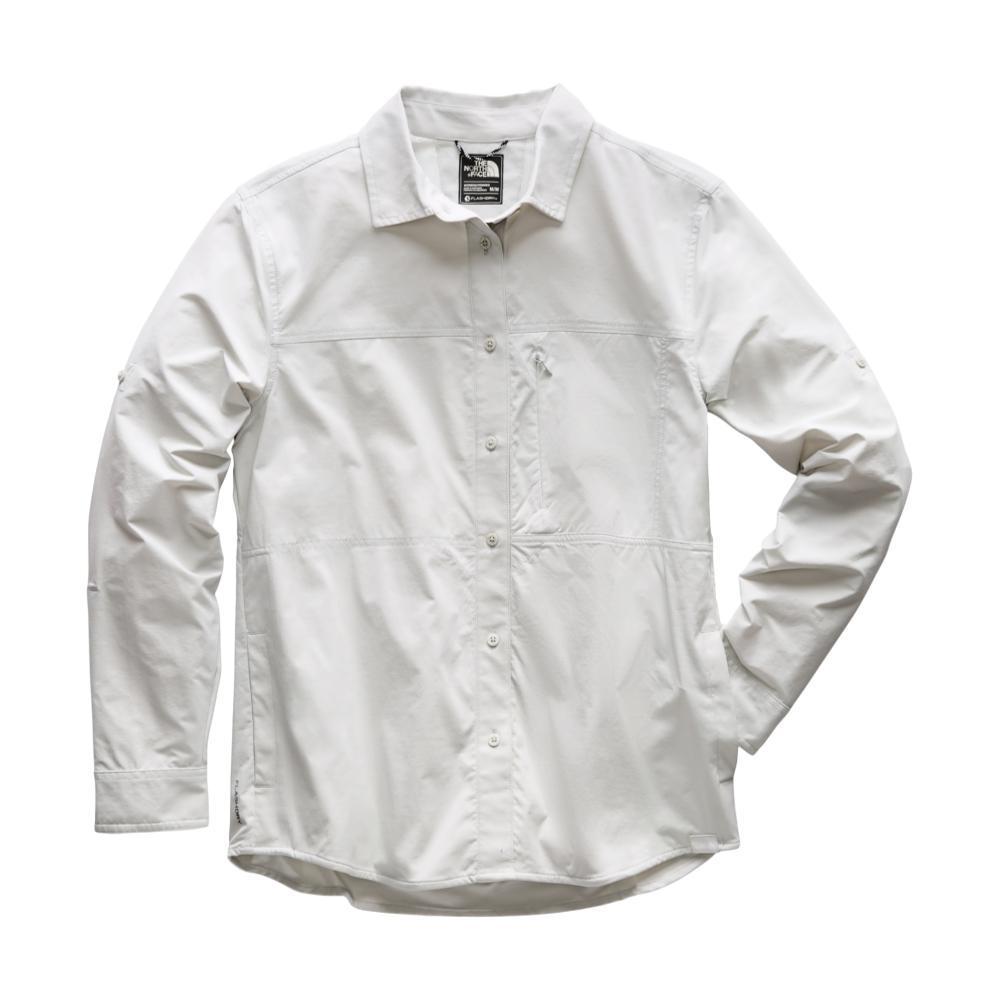 The North Face Women's Long Sleeve Boreaz Shirt GREY_9B8