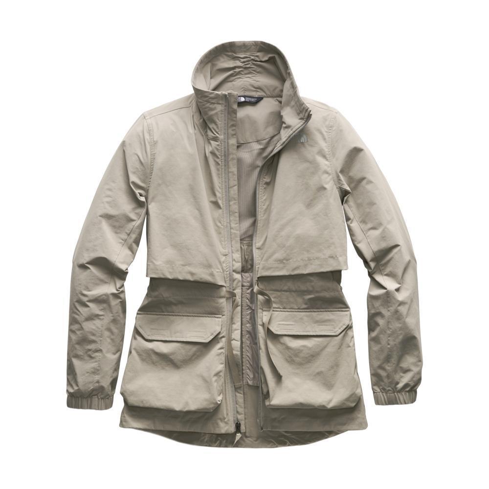 The North Face Women's Sightseer Jacket GREY_ECS