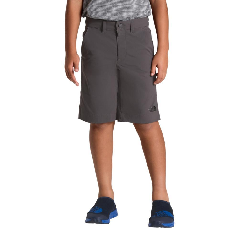 The North Face Boys Spur Trail Shorts GREY044