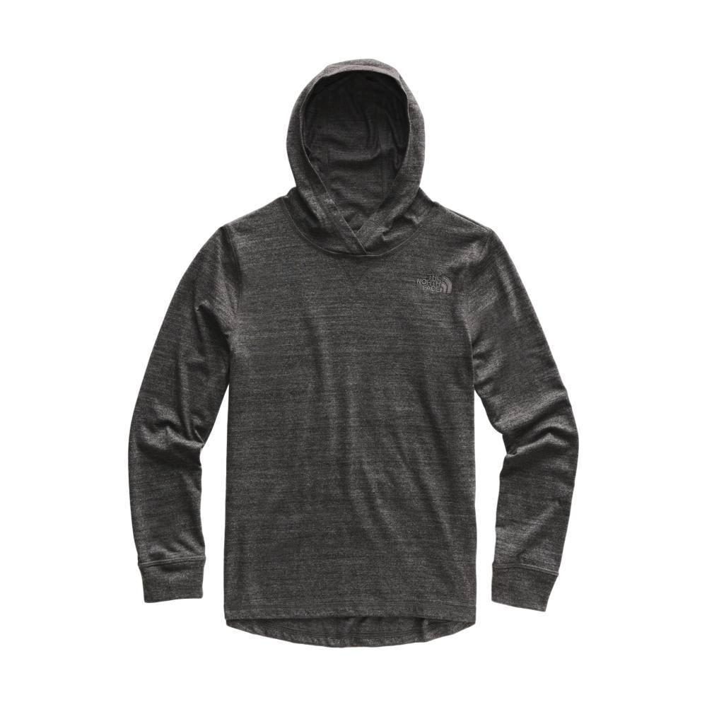 The North Face Boys Tri-Blend Pullover Hoodie BLACK_KS7