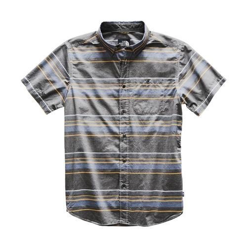 The North Face Men's Short Sleeve Buttonwood Shirt 9sq_blk