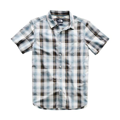 The North Face Men's Short Sleeve Hammetts Shirt 9rn_whi