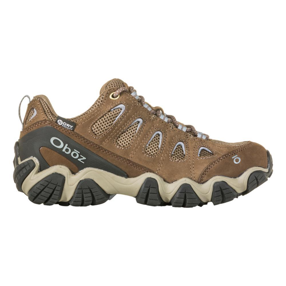 Oboz Women's Sawtooth II Low B-DRY Waterproof Shoes BRIND.BLU