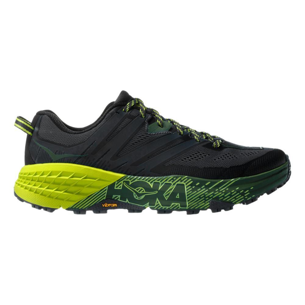 HOKA ONE ONE Men's Speedgoat 3 Trail Running Shoes EBNYBLK_EBLC