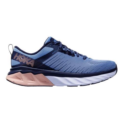 HOKA ONE ONE Women's Arahi 3 Road Running Shoes Alur.Mind_amin