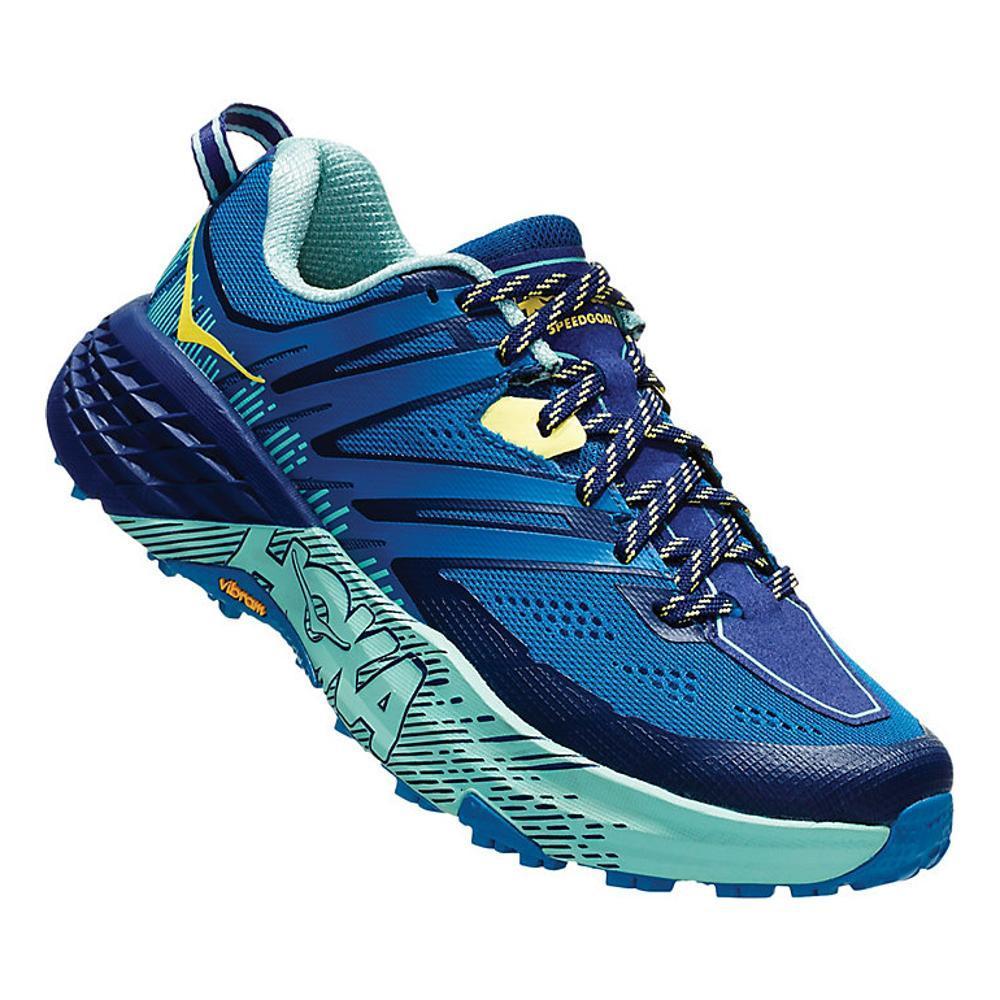 HOKA ONE ONE Women's Speedgoat 3 Trail Running Shoes SEPT.MDBLU_SMLB
