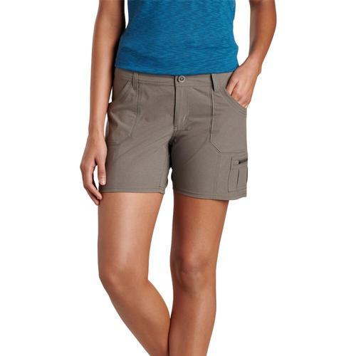 KUHL Women's Horizn Shorts Khaki