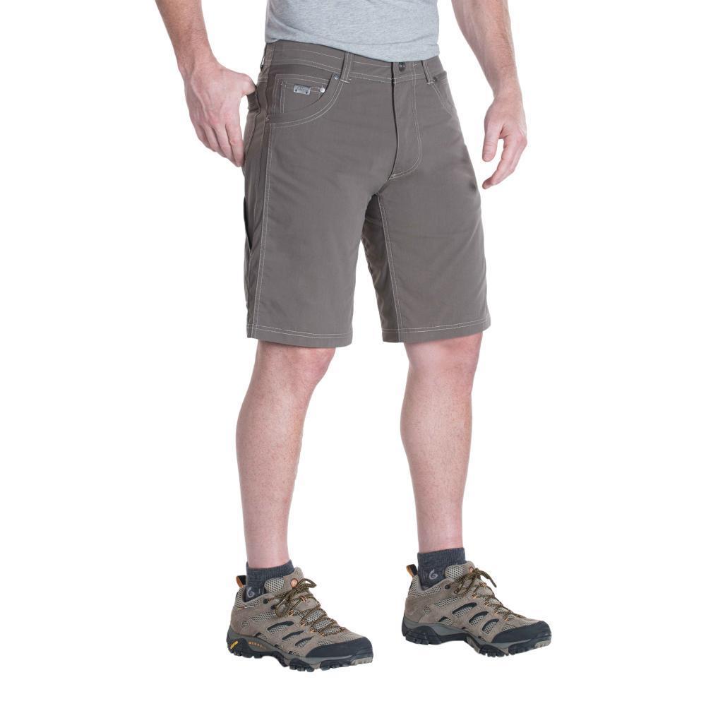 KUHL Men's Radikl Shorts - 10.5in BREEN