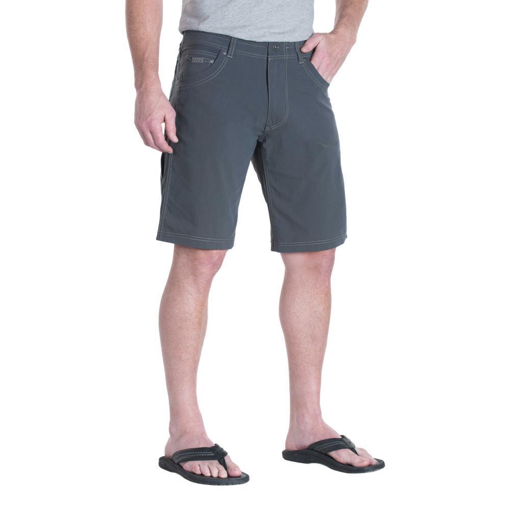 KUHL Men's Radikl Shorts - 10.5in CARBON