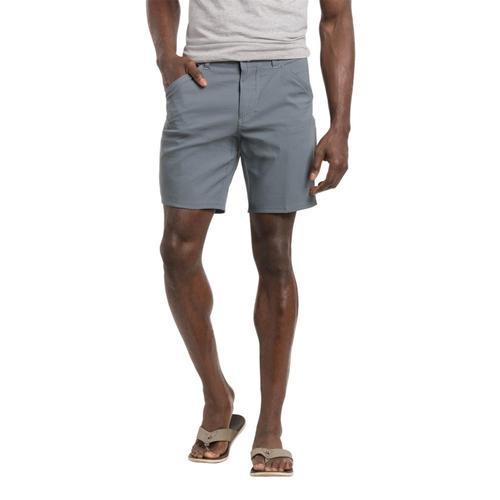 KUHL Men's Renegade Shorts - 8in Pewter