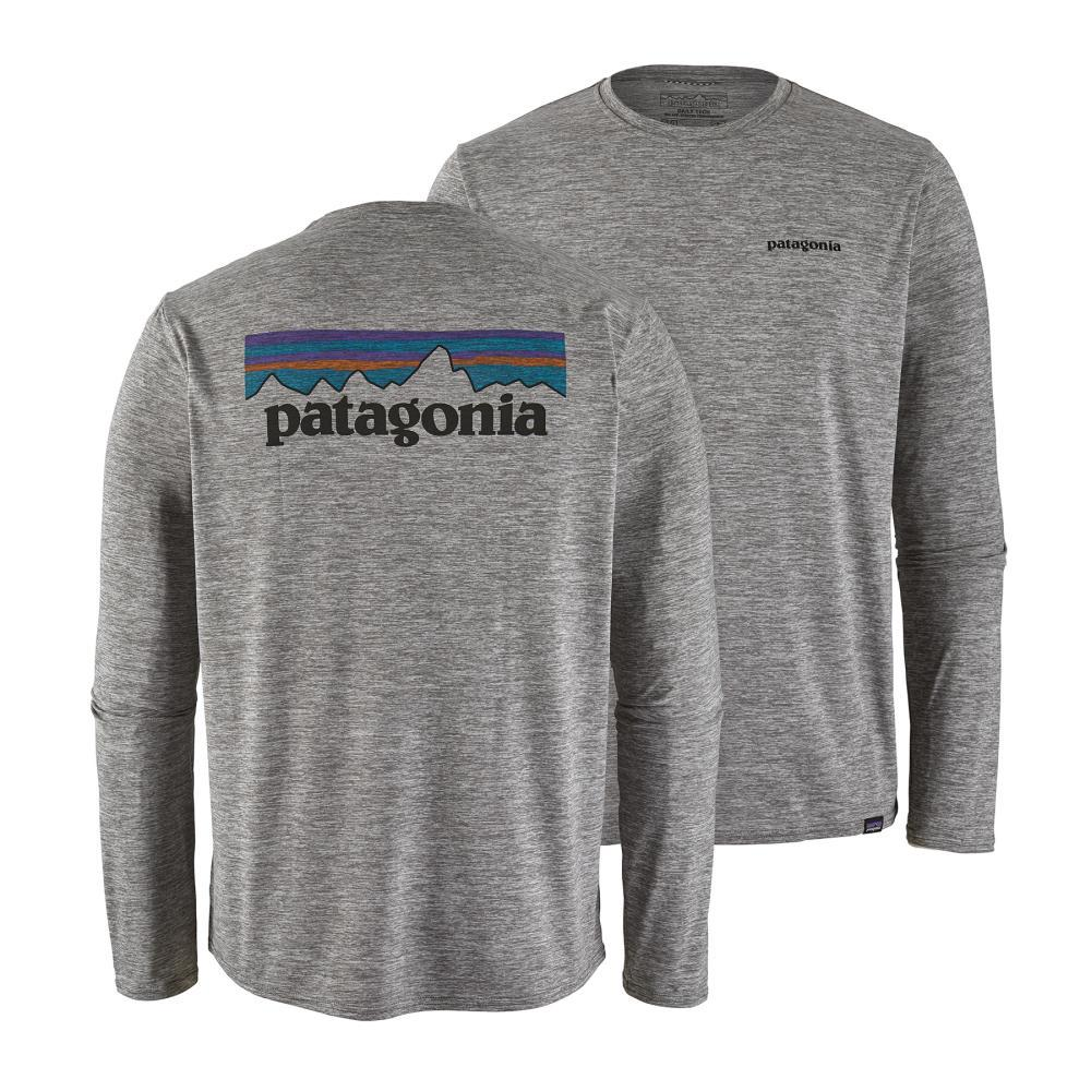 Patagonia Men's Long Sleeved Capilene Cool Daily Graphic Shirt PLFE