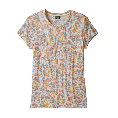 Patagonia Women's Mainstay Tee Abrl_linen