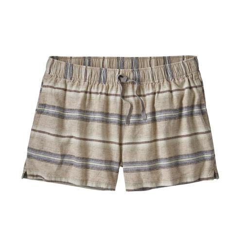 Patagonia Women's Island Hemp Baggies Shorts Tsmg_grey